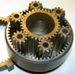 Planetary gear drive for automotive application